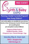 birth and baby expo ymca