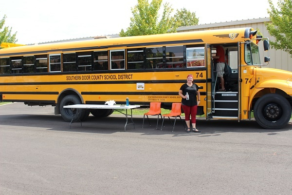 Southern Door School Bus Safety