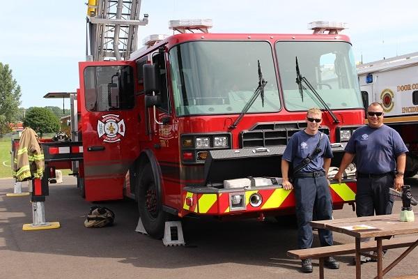 Sturgeon Bay Fire Department