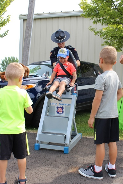 Wisconsin State Patrol - The Little Convincer