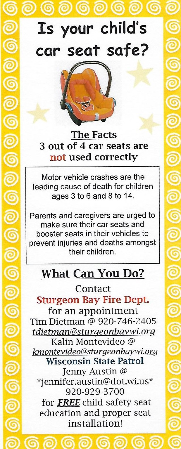 Child Safety Seat Requirements Wisconsin Brokeasshome Com