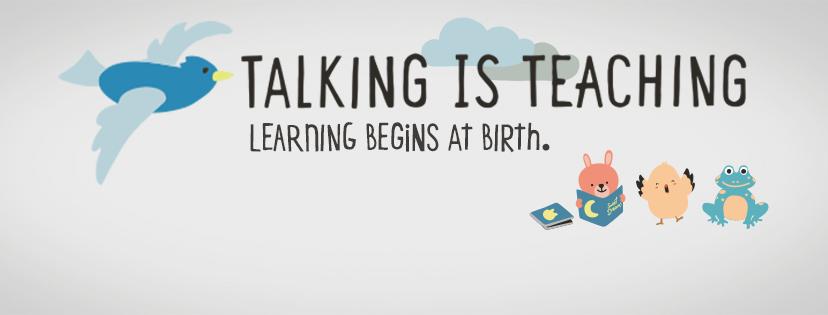 Talking is Teaching