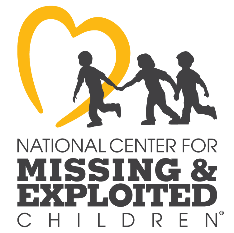 Image result for national center for missing & exploited children
