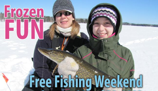 free-fishing-weekend