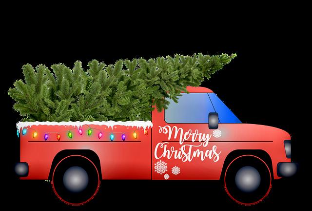 christmas-truck-tree