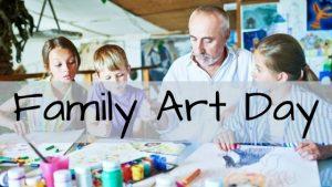 family-art-day