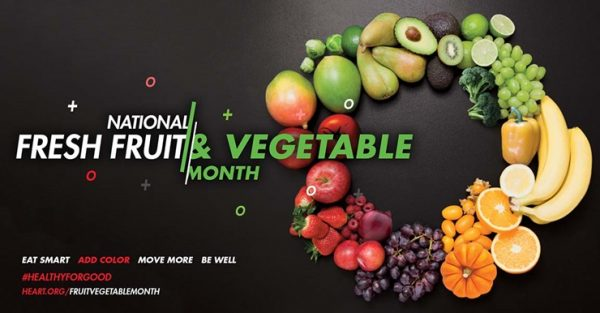 fruitandveggiemonth